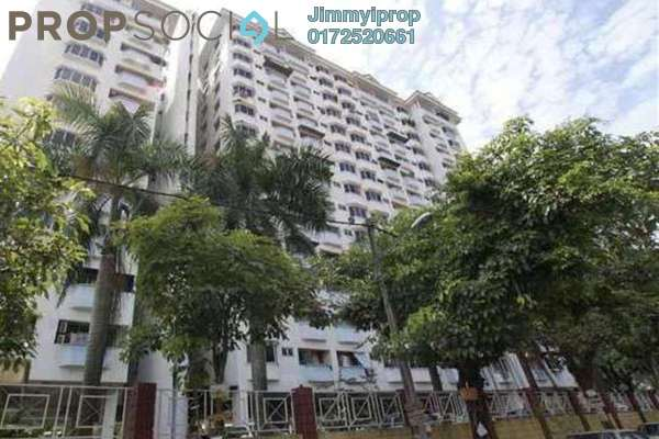 For Sale Apartment at Seri Gembira Apartment, Jalan Ipoh Freehold Semi Furnished 3R/2B 325k