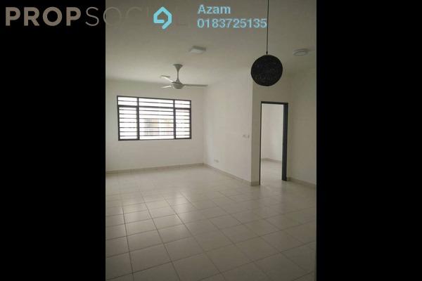 For Rent Condominium at Residensi Pandanmas, Pandan Indah Freehold Semi Furnished 3R/2B 1.5k