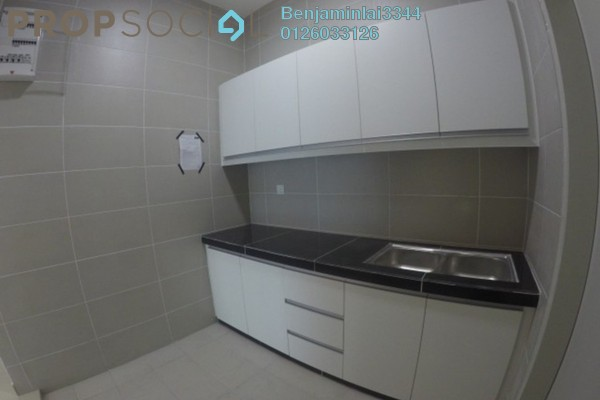 For Sale Condominium at The Vyne, Sungai Besi Freehold Semi Furnished 2R/2B 498k