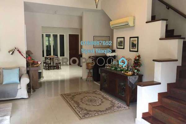For Sale Superlink at Section U8, Bukit Jelutong Freehold Semi Furnished 5R/4B 1.19m