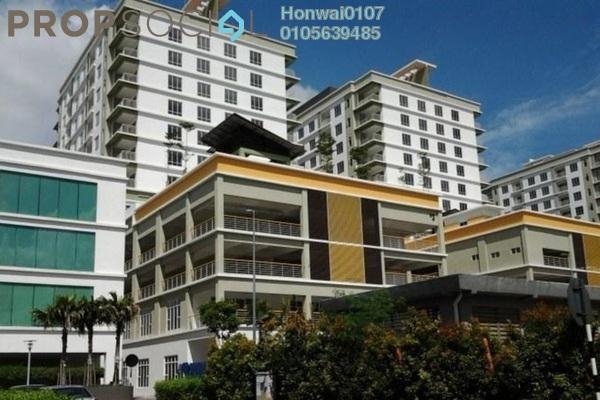For Rent Condominium at Gaya, Melawati Freehold Fully Furnished 2R/2B 2.1k