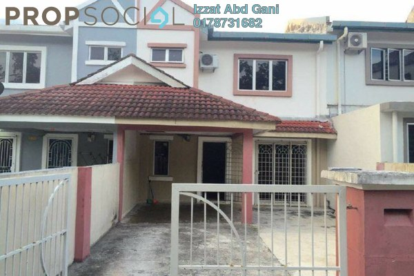 For Sale Terrace at Desa Casuarina, Putra Nilai Freehold Unfurnished 4R/3B 430k