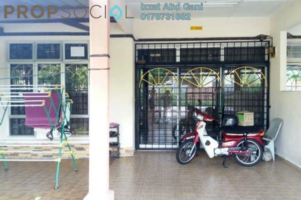 For Sale Terrace at Desa Cempaka, Nilai Freehold Unfurnished 3R/2B 330k