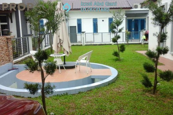For Sale Bungalow at Taman Ixora, Bandar Baru Salak Tinggi Freehold Unfurnished 6R/6B 1.6m