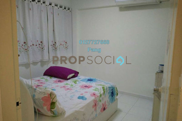 For Sale Apartment at Seri Murni Apartment, Cheras South Freehold Semi Furnished 3R/2B 285k