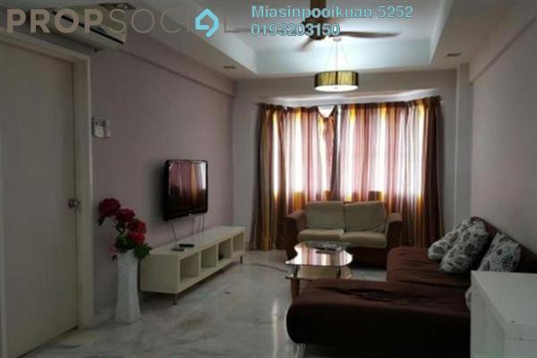 For Rent Condominium at Danau Permai, Taman Desa Freehold Fully Furnished 1R/1B 1.5k