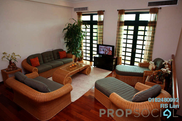 For Sale Bungalow at Kota Warisan, Sepang Freehold Semi Furnished 7R/6B 2.5m