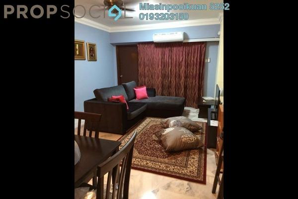 For Rent Apartment at Bukit Bayu, Sungai Petani Freehold Fully Furnished 3R/2B 1.5k