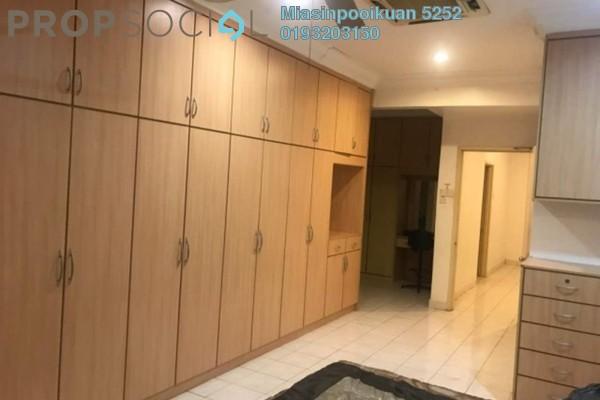 For Rent Condominium at Pelangi Condominium, Sentul Freehold Semi Furnished 5R/3B 3.2k