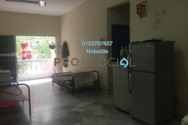 For Sale Apartment at Mediterranean Apartment, Shah Alam Freehold Semi Furnished 3R/2B 158k