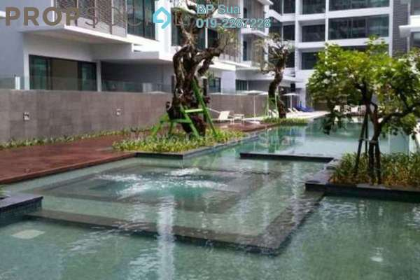 For Sale Condominium at Sastra U-Thant, Ampang Hilir Freehold Unfurnished 4R/3B 3.51m