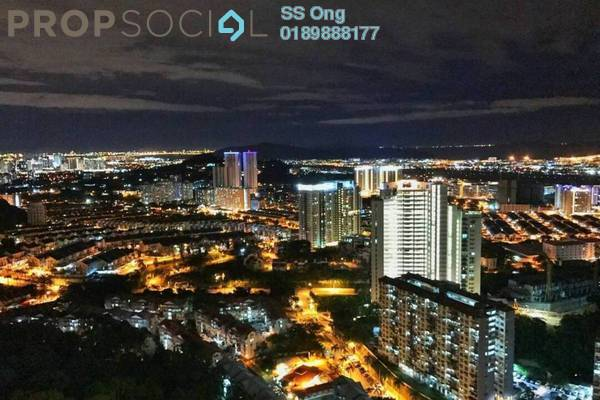 For Sale Condominium at Orchard Ville, Sungai Ara Freehold Semi Furnished 3R/2B 650k