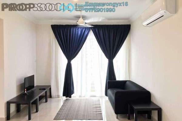 For Rent Condominium at Platinum Lake PV21, Setapak Freehold Fully Furnished 3R/3B 2.6k