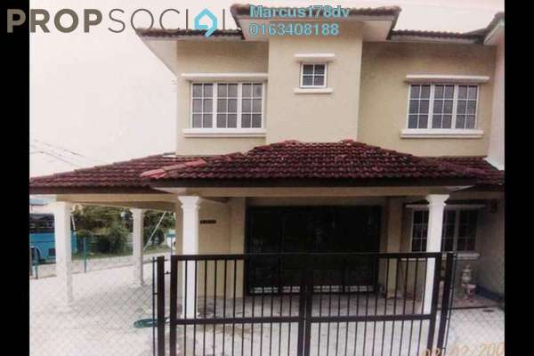 For Sale Terrace at Bandar Tasik Selatan, Kuala Lumpur Freehold Semi Furnished 4R/3B 830k