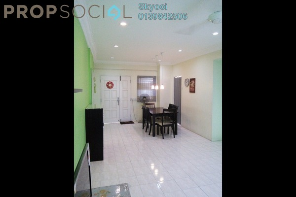 For Sale Condominium at Victoria Heights, Bukit Jambul Freehold Fully Furnished 3R/2B 460k