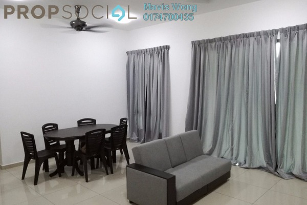 For Rent Condominium at Ideal Vision Park, Sungai Ara Freehold Fully Furnished 3R/2B 1.4k