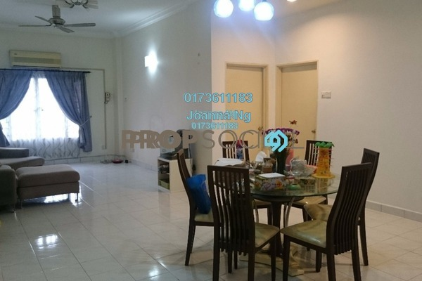For Sale Condominium at Casa Venicia Greenview, Selayang Freehold Semi Furnished 3R/2B 370k