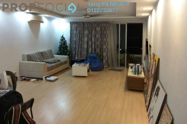 For Rent Condominium at Riana Green, Tropicana Freehold Fully Furnished 3R/3B 2.5k