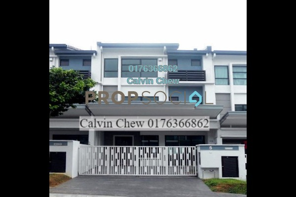 For Sale Terrace at Tropicana Cheras, Kajang Freehold Unfurnished 4R/0B 900k