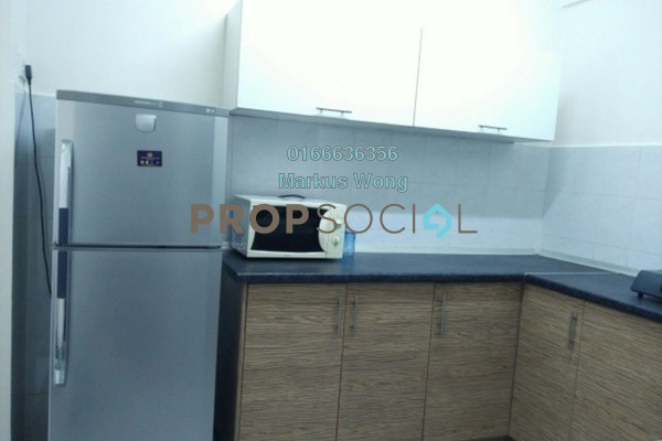 For Rent Apartment at Arena Green, Bukit Jalil Freehold Fully Furnished 3R/2B 1.4k