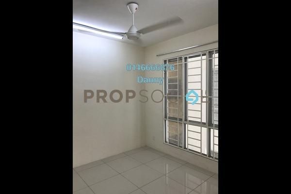For Rent Condominium at Platinum Lake PV16, Setapak Freehold Unfurnished 4R/2B 1.6k