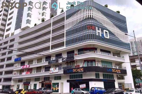 For Sale Shop at The H2O, Jelutong Freehold Unfurnished 0R/0B 1.62m