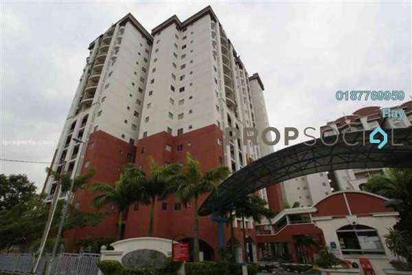 For Rent Condominium at Ketumbar Hill, Cheras Freehold Fully Furnished 3R/2B 1.2k