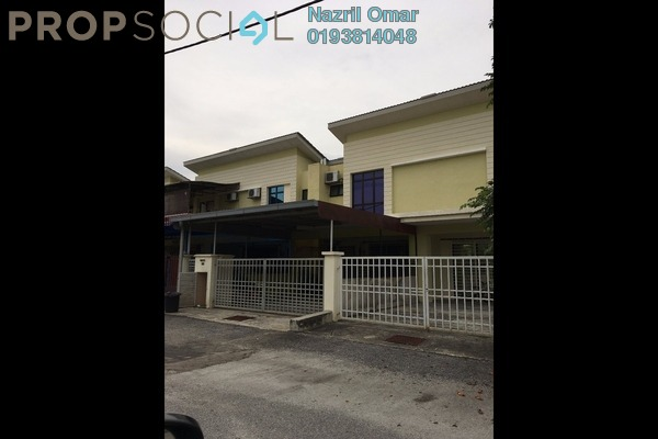 For Rent Terrace at Bandar Saujana Utama, Sungai Buloh Freehold Semi Furnished 4R/3B 1.25k
