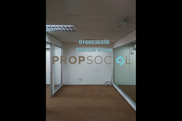 For Sale Office at Queen's Avenue, Cheras Freehold Semi Furnished 0R/1B 370k