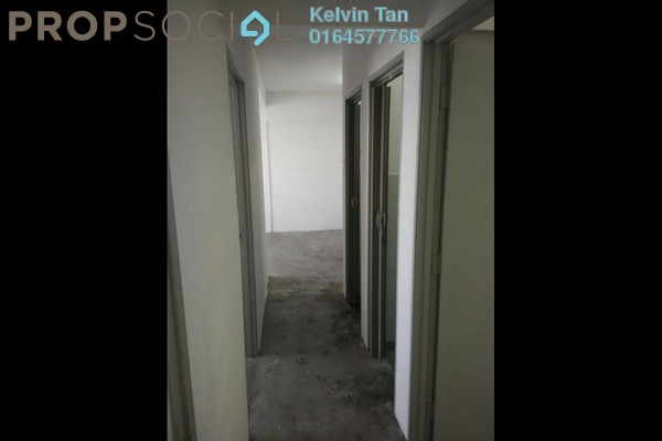 For Sale Apartment at Harmony View, Jelutong Freehold Fully Furnished 3R/2B 380k