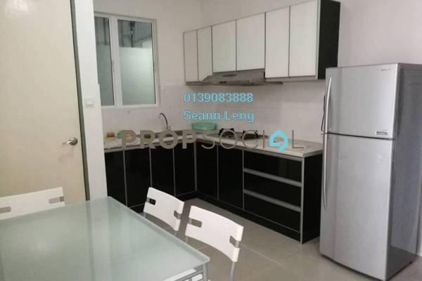For Rent Condominium at Ritze Perdana 2, Damansara Perdana Freehold Fully Furnished 1R/1B 1.55k