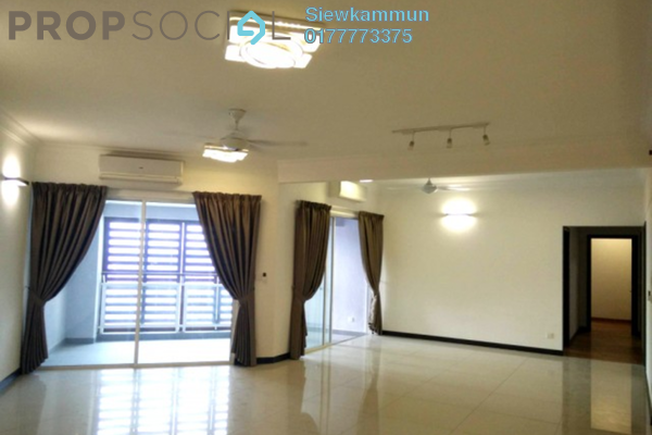 For Rent Condominium at 9 Bukit Utama, Bandar Utama Freehold Semi Furnished 4R/4B 3.8k