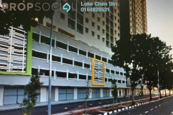 For Rent Condominium at Centrio Avenue, Bukit Gambier Freehold Fully Furnished 3R/2B 1.1k