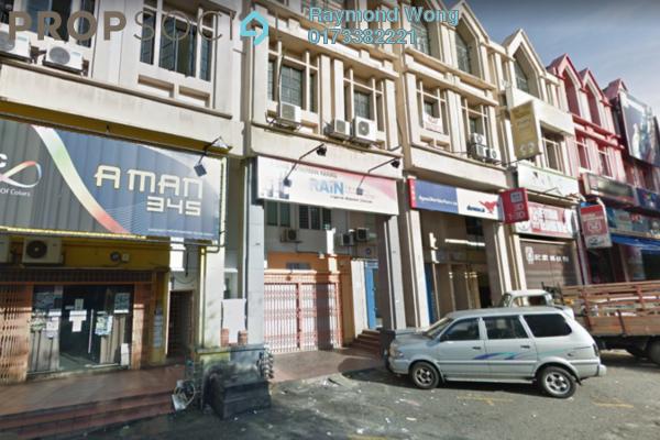 For Rent Shop at Desa Aman Puri, Kepong Freehold Semi Furnished 0R/2B 3.2k