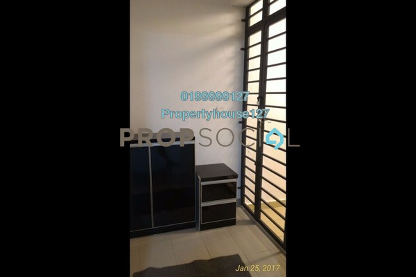 For Sale Condominium at De Centrum Residences, Kajang Freehold Fully Furnished 3R/2B 580k