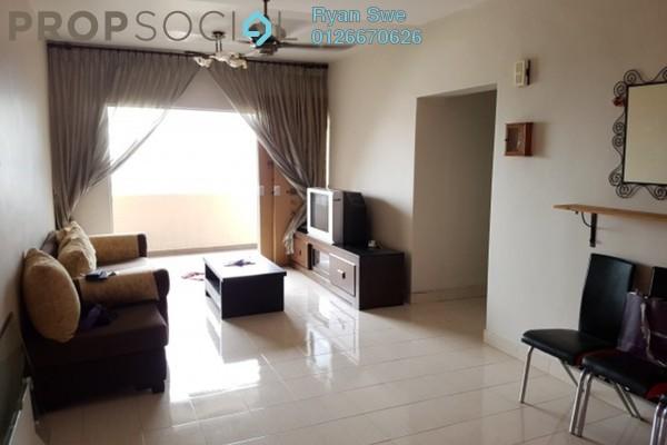 For Sale Condominium at Paradesa Rustica, Bandar Sri Damansara Freehold Semi Furnished 3R/2B 420k