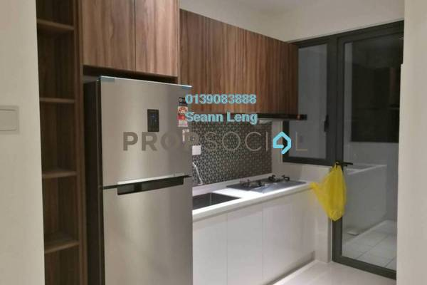 For Rent Condominium at South View, Bangsar South Freehold Fully Furnished 3R/2B 3.25k