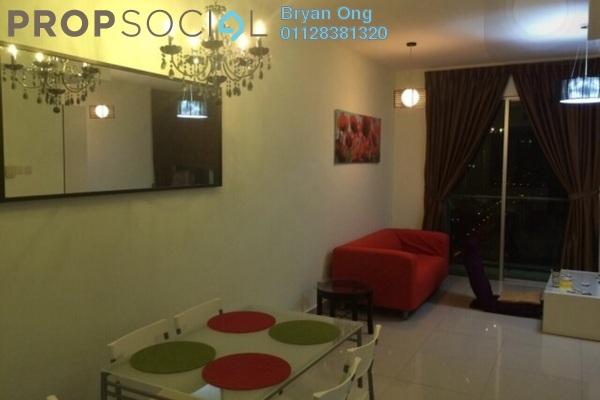 For Rent Serviced Residence at Solaris Dutamas, Dutamas Freehold Fully Furnished 1R/1B 2.7k