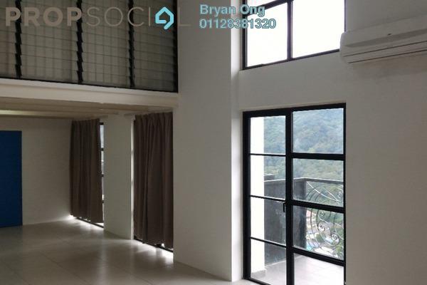 For Rent SoHo/Studio at Empire City, Damansara Perdana Freehold Semi Furnished 1R/2B 1.3k