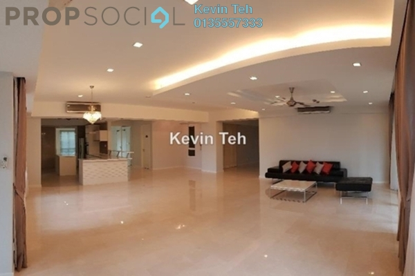 For Sale Condominium at Kiaraville, Mont Kiara Freehold Semi Furnished 3R/4B 2.2m
