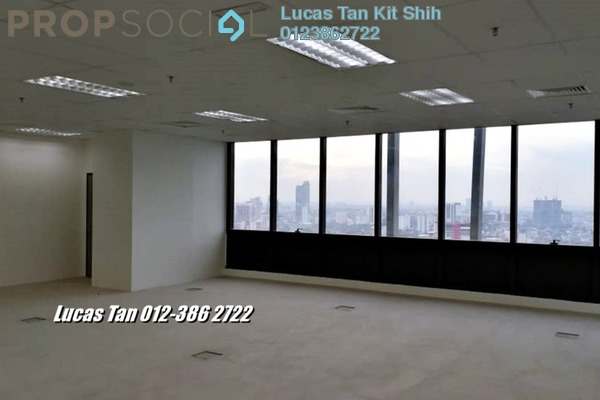 For Rent Office at KL Gateway, Bangsar South Freehold Unfurnished 0R/0B 4.2k