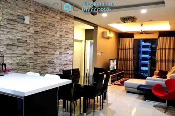 For Rent Condominium at One Damansara, Damansara Damai Freehold Fully Furnished 3R/2B 1.55k