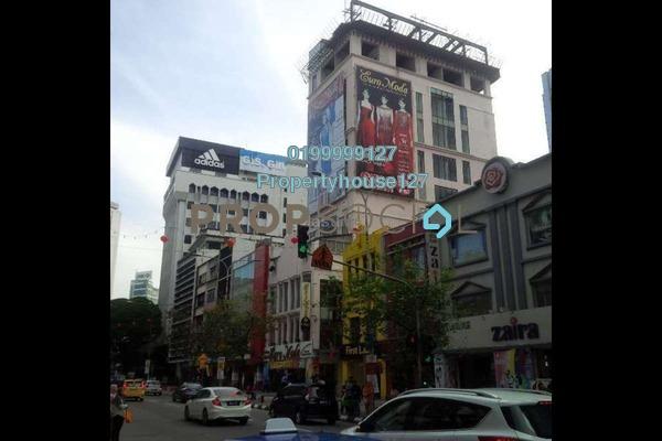 For Sale Shop at Jalan Tuanku Abdul Rahman, Chow Kit Freehold Unfurnished 0R/0B 20m