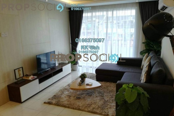 For Sale Apartment at Section 1, Bandar Mahkota Cheras Freehold Unfurnished 3R/2B 338k