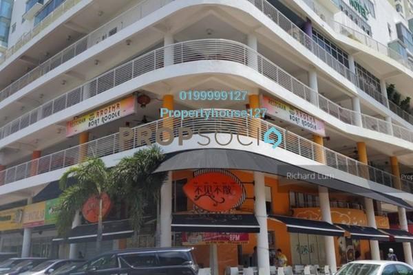 For Sale Shop at Platinum Mondrian PV128, Setapak Freehold Unfurnished 0R/0B 5.5m