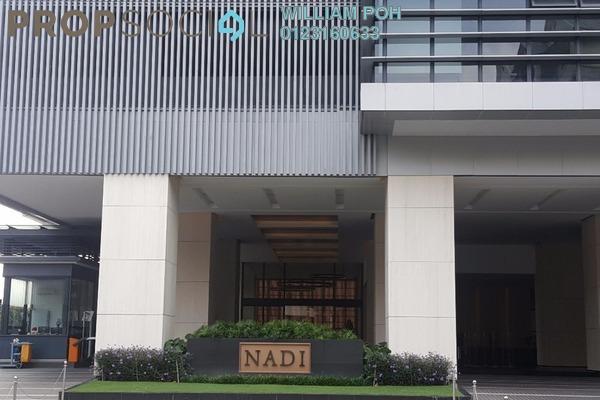 For Rent Serviced Residence at Nadi Bangsar, Bangsar Freehold Fully Furnished 1R/1B 3.6k