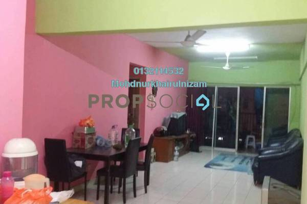 For Sale Apartment at Mandy Villa, Segambut Freehold Unfurnished 3R/2B 340k