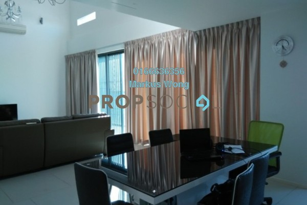 For Rent Condominium at The Treez, Bukit Jalil Freehold Fully Furnished 4R/6B 4.8k