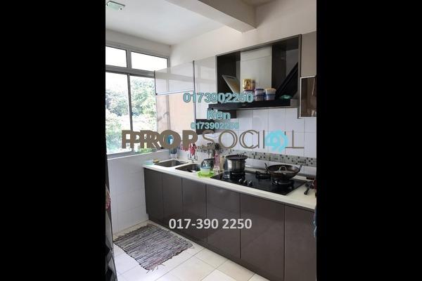 For Rent Condominium at Metropolitan Square, Damansara Perdana Freehold Semi Furnished 3R/2B 2.3k