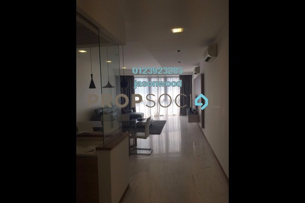 For Rent Condominium at Twins, Damansara Heights Freehold Fully Furnished 3R/3B 4k